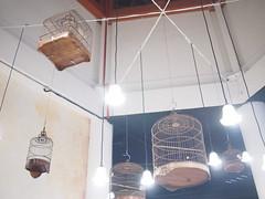 Bird cages, Malaysian Food Street, Resorts World Sentosa