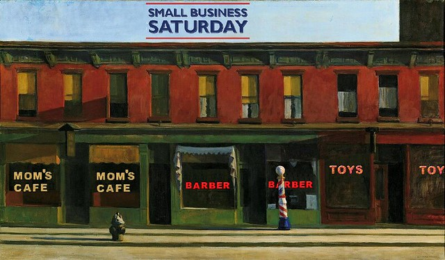 Small Business Saturday: Shop Local