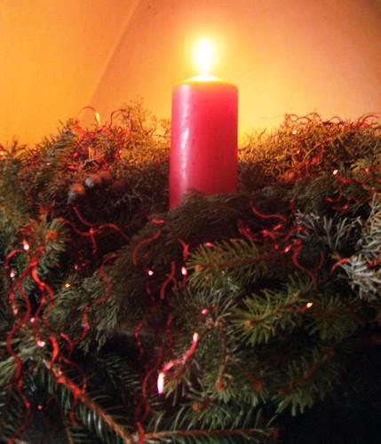 Adventskranz - Advents garland - Corona d'Avvento