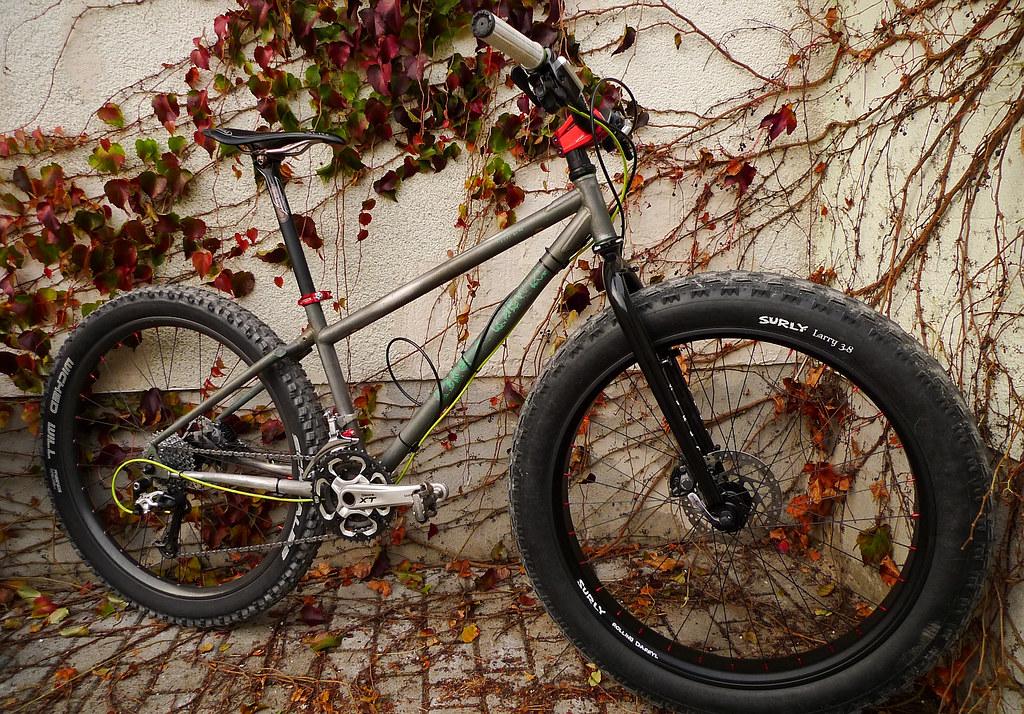 Pugsley Bike