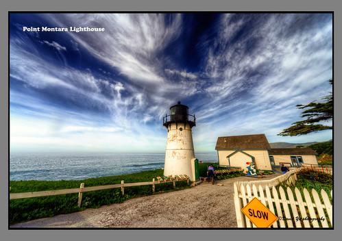 Point Montara Lighthouse by davidyuweb