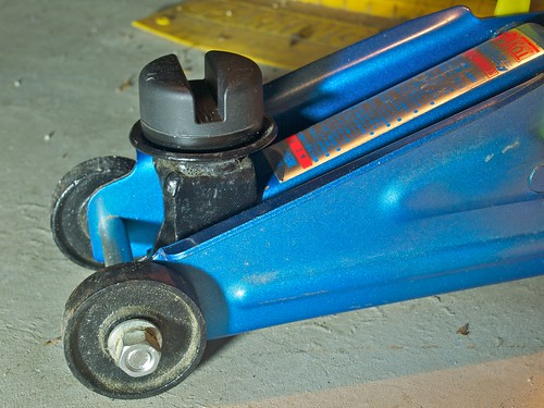 BAL Floor Jack Adapter