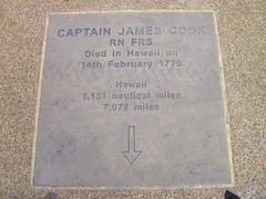 Captain Cooks Death