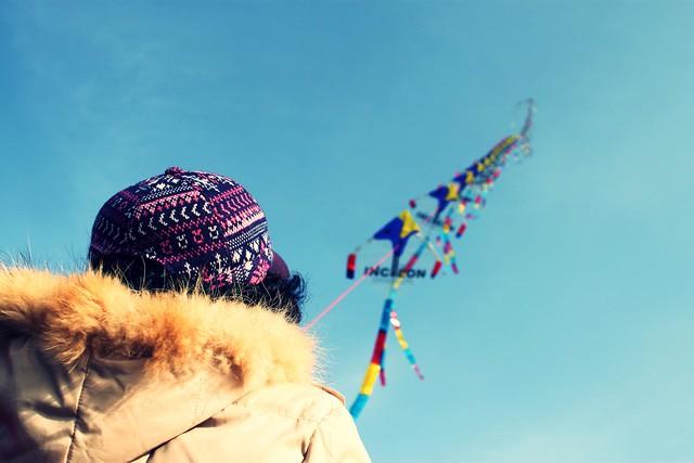 Kite Lady 1