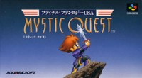 Mystic Quest USA