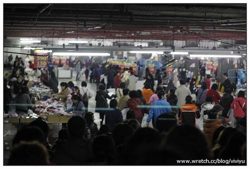 [特賣會]2011年終華歌爾廠拍會實況報導 @VIVIYU小世界