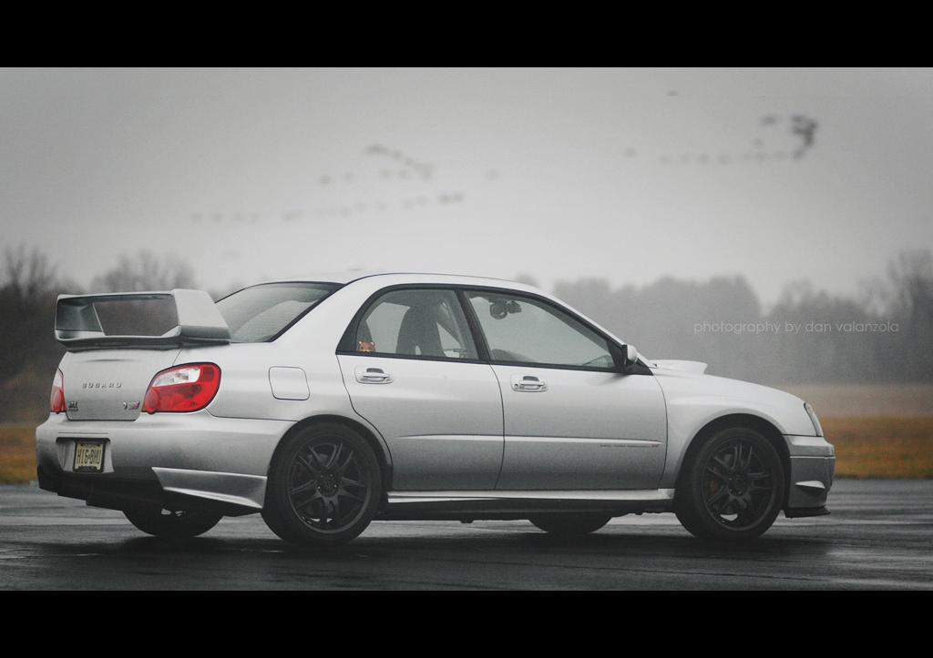 2004 Subaru WRX STi