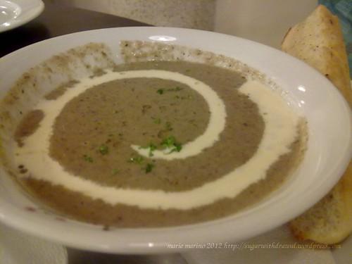 Amici Three Mushroom Soup
