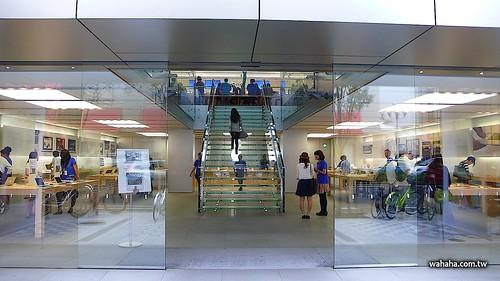 日本 Apple Store 從南到北走一回 (again) – 哇哈哈的生活