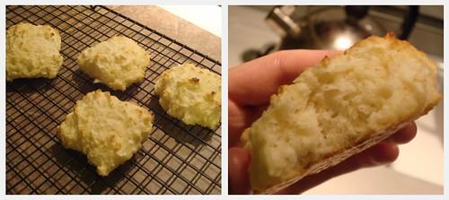 scones, first round