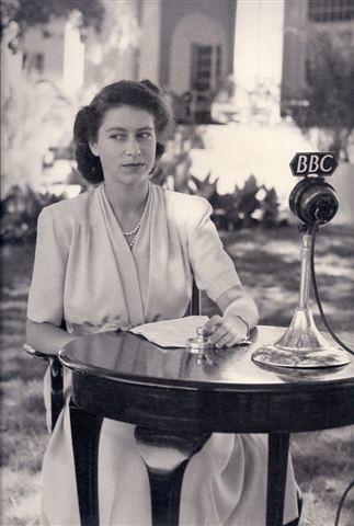 Princess Elizabeth April 21, 1947