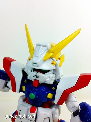 SD Archive Shining Gundam Unboxing Review (23)