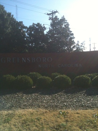 Greensboro, North Carolina by Greensboro NC