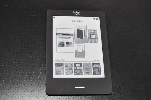 Kobo eReader Touch Edition