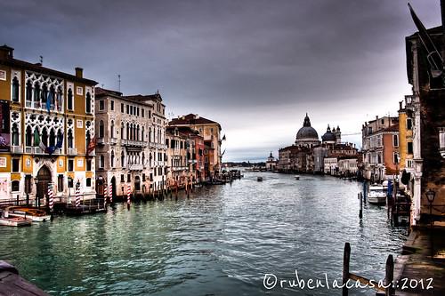 Venezia by rubenlacasa::2012