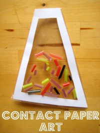 Learn with Play at Home: 15 FUN ways to use Contact Paper