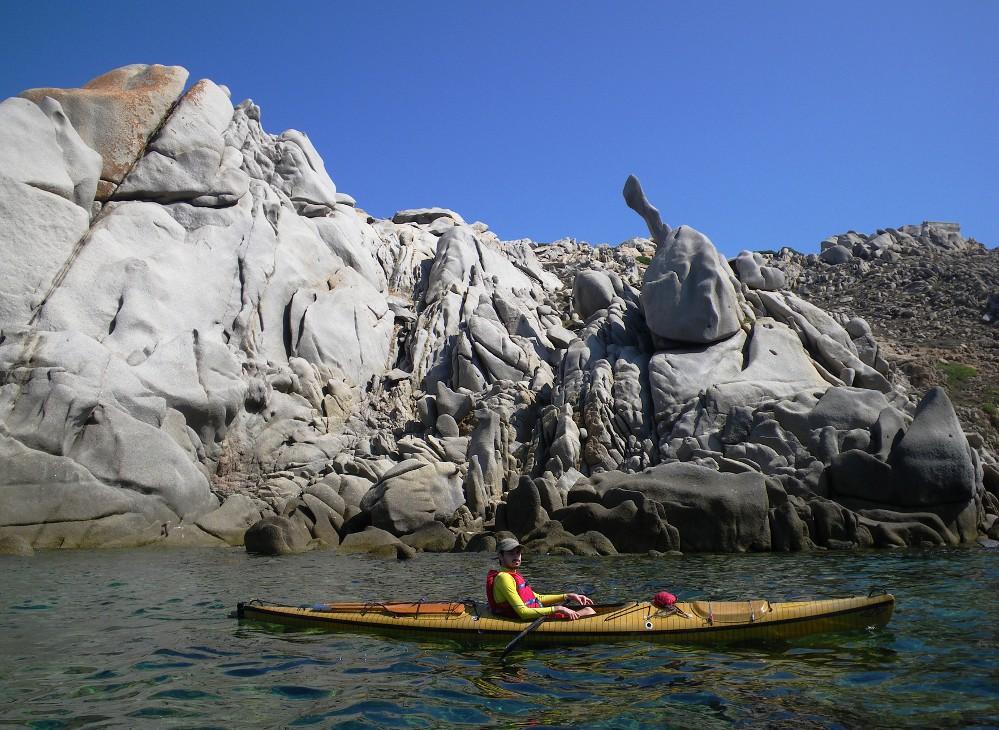 Capo Testa - graniti della costa occidentale -