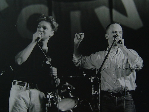Jimmy Somerville, Feb 1988