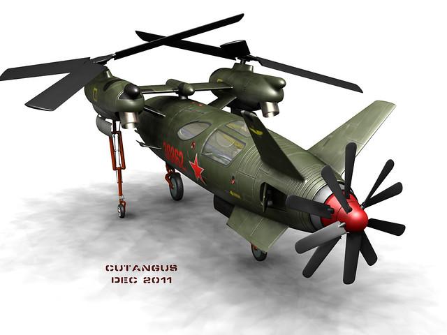 SOVIET ATTACK HELICOPTER (I)