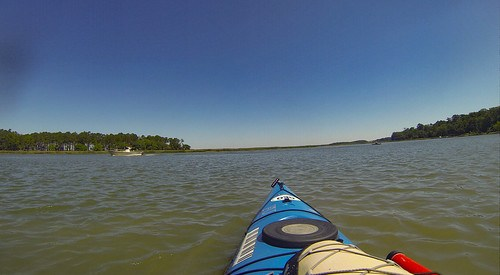 May River Paddling with Lowcountry Unfiltered-120