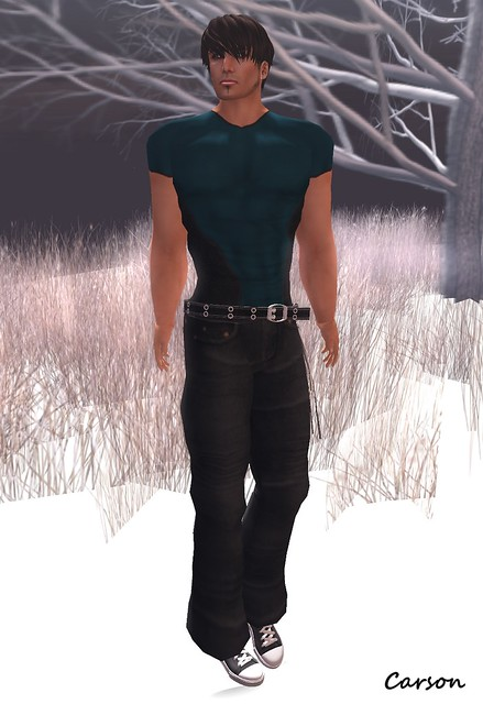 Tangled- Hunt Gift Jeans, T-Shirt, and Belt