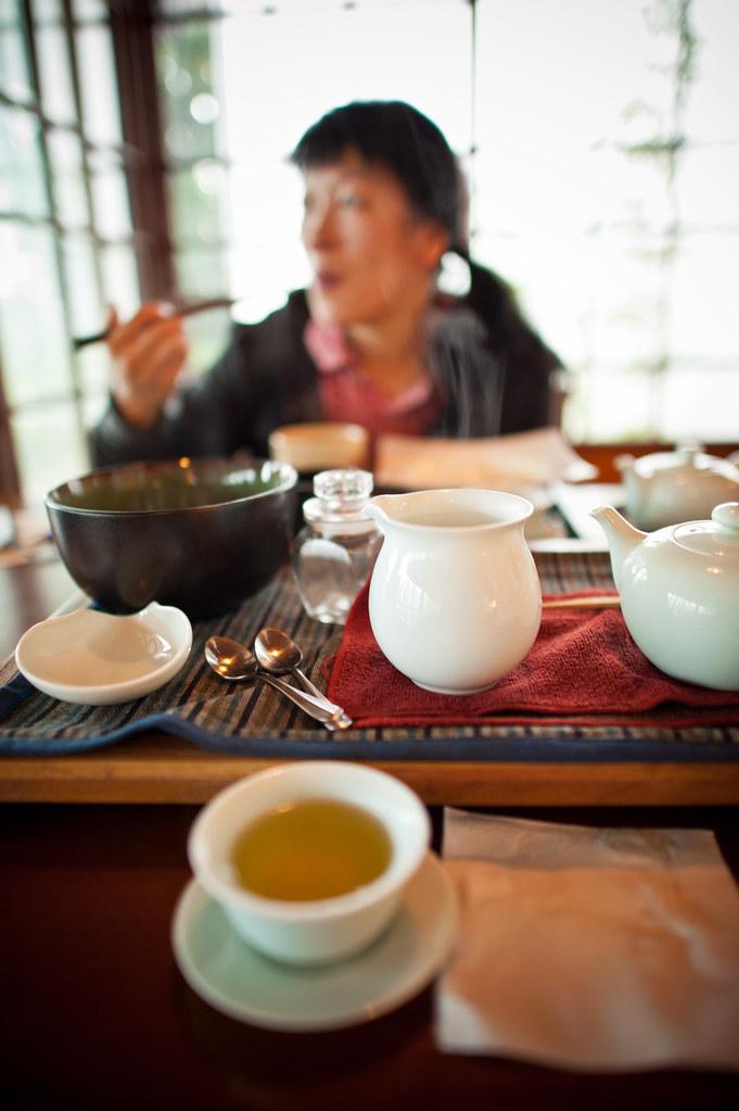 Tea at Folk Arts Museum