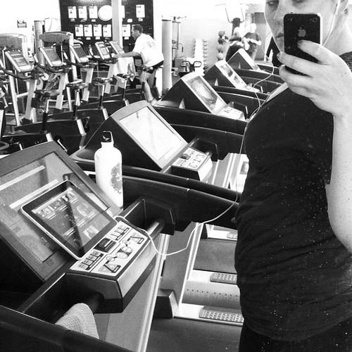 Major gym procrastination.