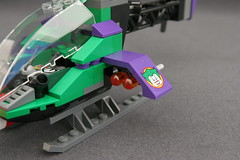 6863 Batwing Battle Over Gotham City - Joker's Helicopter 5