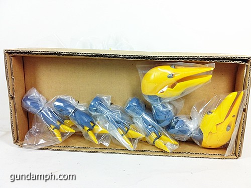 MSIA Devil Gundam First Form Unboxing Review Huge (24)