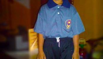 Abang Long berpakaian Pengakap