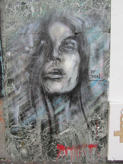 Street Art & Graffiti in Shoreditch - Don