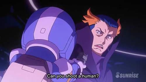 Gundam AGE Episode 15 Those Tears Fall in Space Youtube Gundam PH (46)