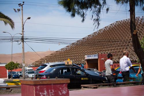 Arica Bus Terminal