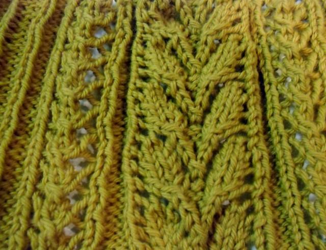 Agatha - lace pattern