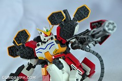 MG 1-100 Gundam HeavyArms EW Unboxing OOTB Review (103)