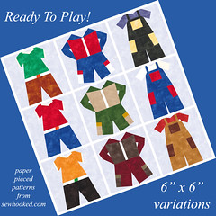 Ready to Play 6 x 6 versions