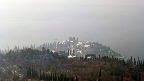 san vigilio from monte Brè