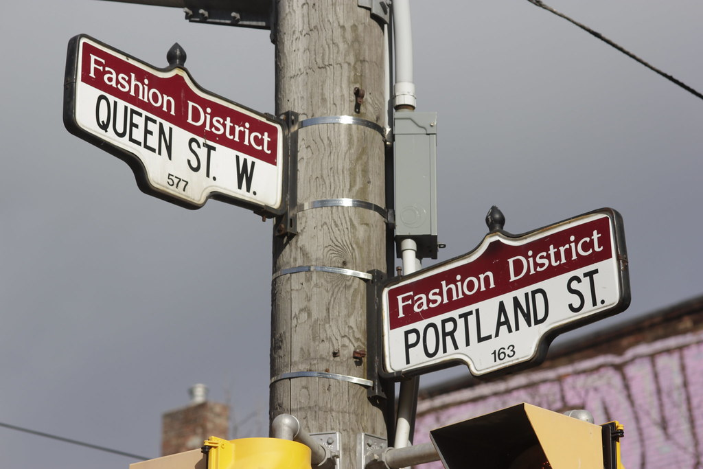 Portland and Queen