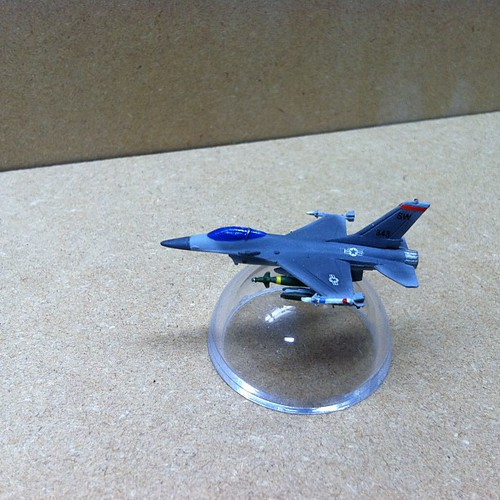 Just painted a GHQ F-16