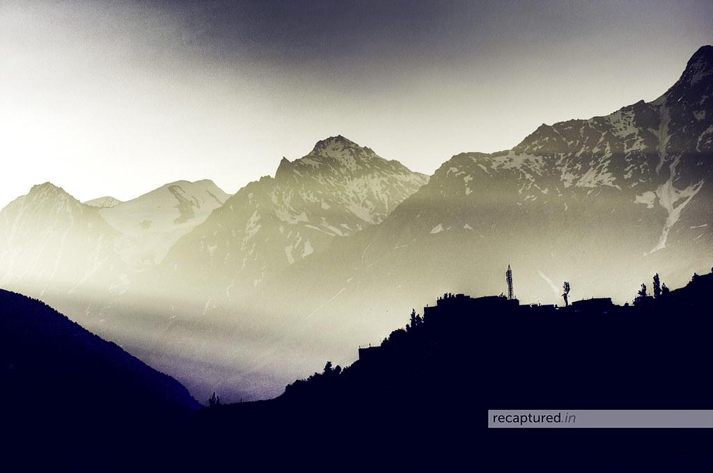 A Good Morning en route Ladakh