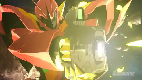 Gundam AGE Episode 20 The Red Mobile Suit Screenshots Youtube Gundam PH (22)