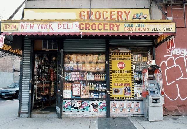 Brooklyn Bodega, Kodak Ektar 100
