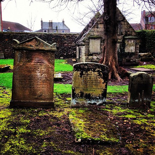 Day 101 of Project 365: Skelmorlie Aisle