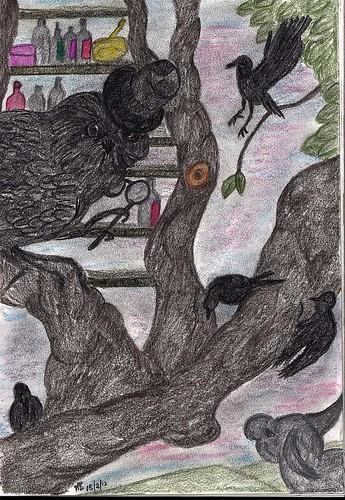 Raven Medicine