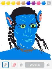 AVATAR, Draw Something App