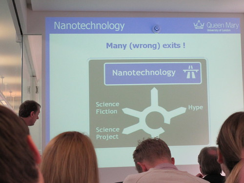 Intelligent Nanocomposite Fibre for Sensing Prof Ton Peijs, Professor of Materials, QMUL