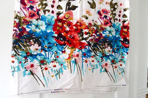 Watercolor Fabric