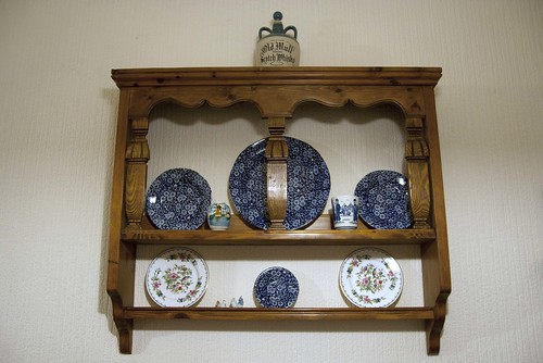 Nana: The Cornish rack