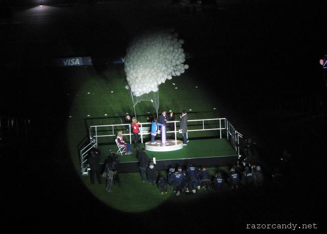 Olympics Stadium - 5th May, 2012 (100)