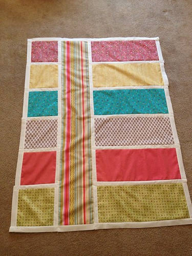 Bijou Lovely Pattern Test - Colorblock